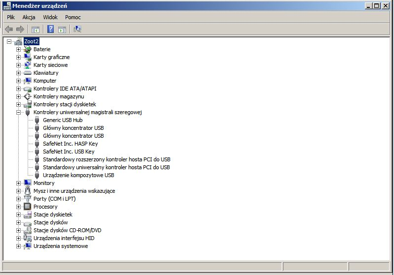 Windows 2008 r2 hasp license manager